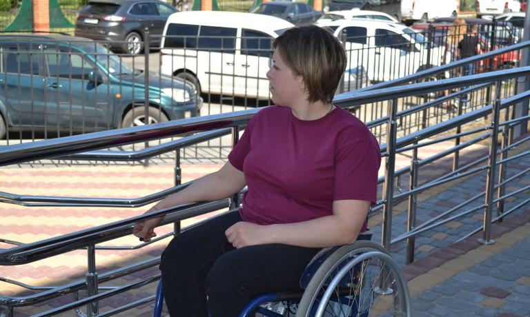 Громадський Ревізор про доступність обласної дитячої лікарні для людей на візках